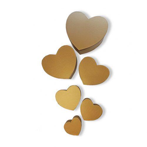 "Scatola regalo ""Gold"""